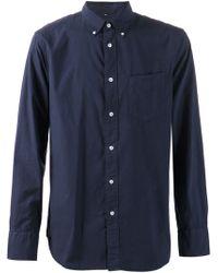 Rag & Bone Classic Shirt - Lyst