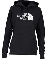 The North Face - Womens Half Dome Hoodie - Lyst