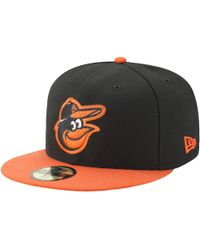 detailed pictures 31a6a 169c3 KTZ Baltimore Orioles Dark Tropic 9fifty Snapback Cap in Green for Men -  Lyst