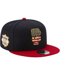 official photos b31a9 d42c1 KTZ - San Francisco Giants Mlb 9fifty July 4th Snapback Cap - Lyst