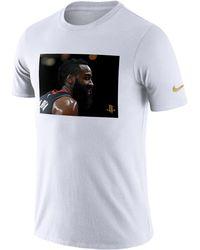 e58e2ae9 Nike James Harden Dry (nba Player Pack) Men's Basketball T-shirt in Black  for Men - Lyst