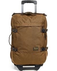 Filson - Dryden 2 Wheel Carry On Suitcase - Lyst