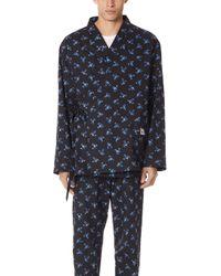 KENZO - Pajama Shirt - Lyst