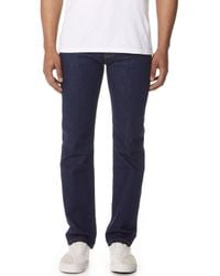 Tom Wood - Straight Jeans - Lyst