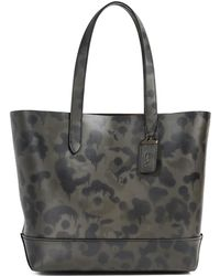 COACH - Gotham Tote In Wild Beast Leather - Lyst