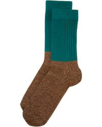 French Trotters - Bicolor Socks - Lyst