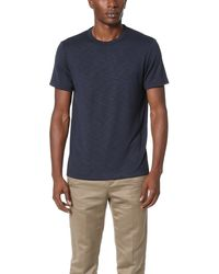 Theory - Gaskell Anemone Tee - Lyst