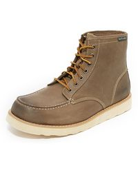 Eastland 1955 Edition - Lumber Up Moc Toe Boots - Lyst
