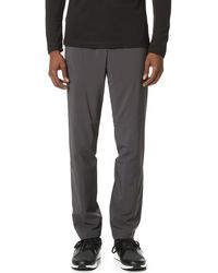 Porsche Design - Long Training Pants - Lyst