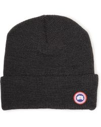 Canada Goose langford parka sale shop - Shop Men's Canada Goose Hats from $35 | Lyst