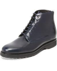 Want Les Essentiels De La Vie - Montoro High Lugged Boots - Lyst