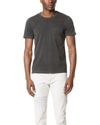 Splendid Mills - Distressed Active Tee - Lyst