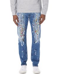 Calvin Klein Jeans - Iconic Slim Jeans - Lyst