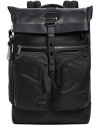Tumi - Alpha Bravo London Rolltop Backpack - Lyst