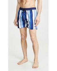 Native Youth - Mehdi Swim Shorts - Lyst
