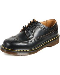 Dr. Martens - Made In England Vintage 3989 Brogue Lace Up - Lyst