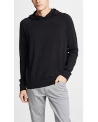 Vince - Garment Dyed Jumper - Lyst