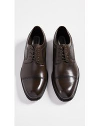 Kenneth Cole - Davis Monk Shoes - Lyst