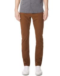Theory - Raffi Heavy Chinos - Lyst