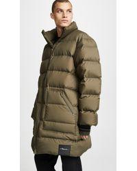3.1 Phillip Lim - Oversized Down Coat - Lyst