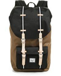 Herschel Supply Co. - Offset Little America Backpack - Lyst