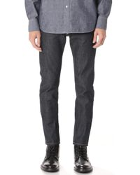 Rag & Bone - Fit 2 Raw Selvedge Jeans - Lyst