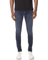 J Brand - Mick Skinny Fit Jeans - Lyst