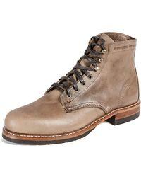 Wolverine - Evans Boots - Lyst