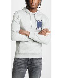 Calvin Klein - Calvin Jeans Hoodie - Lyst