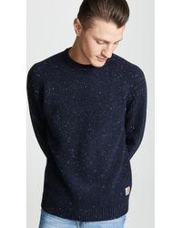 Carhartt WIP - Anglistic Sweater - Lyst