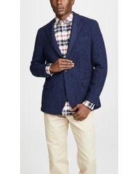 Polo Ralph Lauren - Dark Wool Birdseye Sportcoat - Lyst