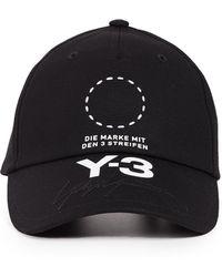 Y-3 - Street Cap - Lyst