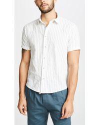 7cee35aead16 Mollusk - Summer Shirt - Lyst