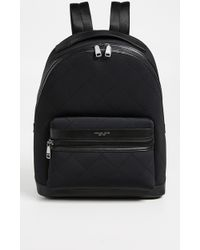 49e0d2e84e29 Michael Kors Odin Backpack in Black for Men - Lyst