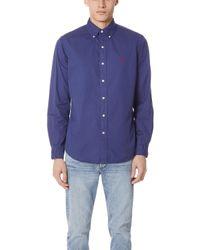 Polo Ralph Lauren - Chino Shirt - Lyst