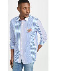 Polo Ralph Lauren - Striped Oxford Shirt - Lyst