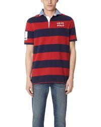 Polo Ralph Lauren - Basic Striped Shirt - Lyst