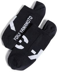 Y-3 - Invisocks Invisible Socks - Lyst