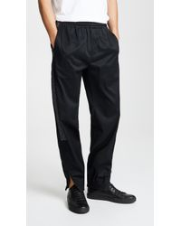 Tres Bien - Warm Up Trouser Jacquard Panel - Lyst