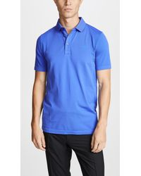J.Lindeberg - M Ash Polo Lightweight - Lyst