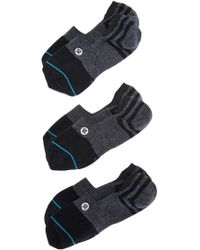 Stance - Super Invisible Socks 3 Pack - Lyst