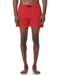 McQ - Mcq Swim Shorts - Lyst