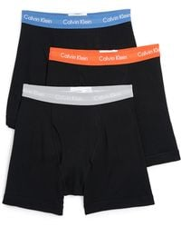 CALVIN KLEIN 205W39NYC - Cotton Classics 3 Pack Boxer Briefs - Lyst