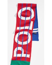 Polo Ralph Lauren - Bring It Back Stadium Scarf - Lyst