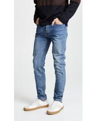 A.P.C. - Petit New Standard Stretch Jeans - Lyst