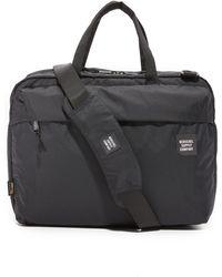 Herschel Supply Co. - Britannia Trail 3 Way Briefcase - Lyst