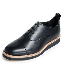 Rag & Bone - Liam Cap Toe Oxford Shoes - Lyst