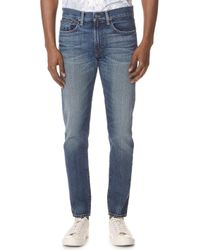 Polo Ralph Lauren - Eldridge Skinny Stretch Jeans - Lyst