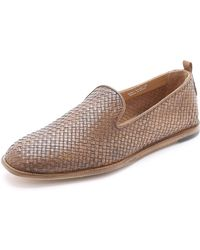 H by Hudson - Ipanema Woven Slippers - Lyst