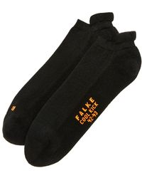 Falke - Cool Kick Cotton Blend Sneaker Socks - Lyst